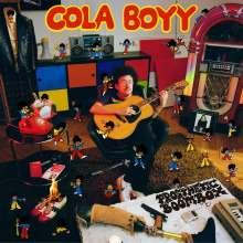 Cola Boyy: Prosthetic Boombox (Translucent Red Vinyl), LP