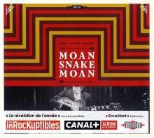 Bror Gunnar Jansson: Moan Snake Moan, LP