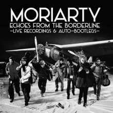 Moriarty: Echoes From The Borderline: Live, 3 LPs