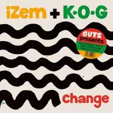 """Izem & K.O.G.: Change (Lim.Ed.), Single 7"""""""
