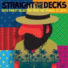 Straight From The Decks: Guts Finest Selection From His Famous DJ Sets (180g), 2 LPs
