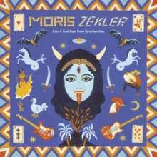 Moris Zekler - Fuzz & Soul Sega From 70's Mauritius, LP