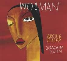 Archie Shepp & Joachim Kühn: Wo!man (Reissue), 2 LPs