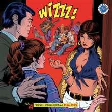 WIZZZZZZ Vol. 4: French Psychorama 1966-1974, LP