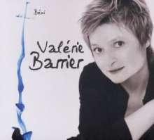 Valerie Barrier: Beni, CD