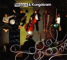 Neggus & Kungobram: Social Groove, CD