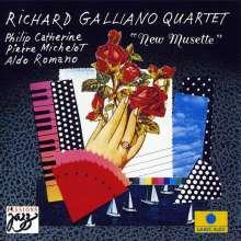 Richard Galliano (geb. 1950): New Musette, CD