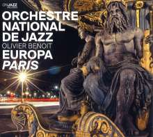 Orchestre National De Jazz: Europe Paris, 2 CDs