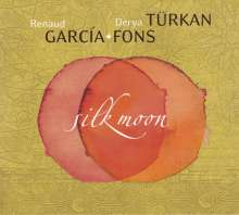 Renaud García Fons & Derya Türkan: Silk Moon, CD