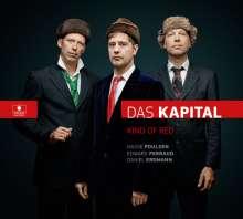 Das Kapital: Kind Of Red, CD