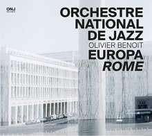 Orchestre National De Jazz: Europe Rome, CD