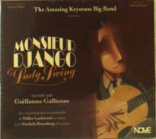 The Amazing Keystone Big Band: Monsieur Django & Lady Swing, CD