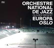Orchestre National De Jazz: Europa Oslo, CD