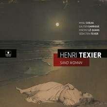 Henri Texier (geb. 1945): Sand Woman, CD