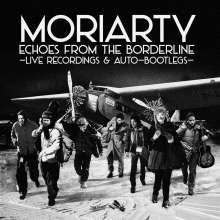 Moriarty: Echoes From The Borderline: Live, 2 CDs