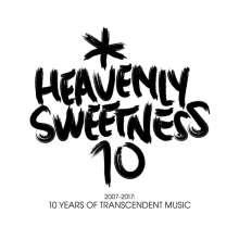 10 Years Of Transcendent Music (2007 - 2017), 2 CDs