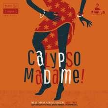 Calypso Madame!, CD