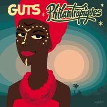 Guts: Philantropiques, CD