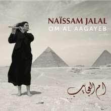 Naïssam Jalal: Om Al Aagayeb, CD