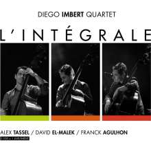 Diego Imbert: L'Integrale, 3 CDs