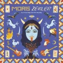 Moris Zekler - Fuzz & Soul Sega From 70's Mauritius, CD