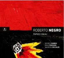 Roberto Negro: Papier Ciseau, CD