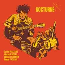 David Walters: Nocturne, CD