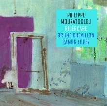 Philippe Mouratoglou: Ricercare, CD