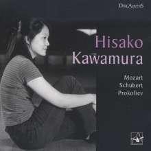 Hisako Kawamura,Klavier, CD