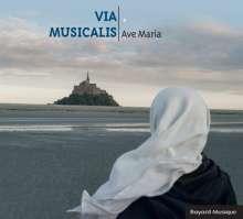 """Geistliche Chorwerke """"Via Musicalis"""", CD"""