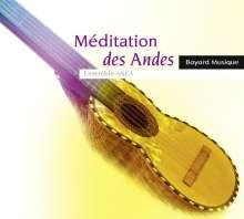 Ensemble Anea: Meditation Des Andes, CD