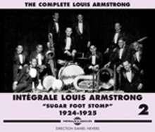 Louis Armstrong (1901-1971): Integrale Vol.2 - Sugar Foot Stomp 1924 - 1925, 3 CDs