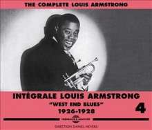 Louis Armstrong (1901-1971): Integrale Louis Armstrong 4, 3 CDs