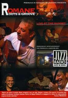 Romane (geb. 1959): Roots & Groove, DVD