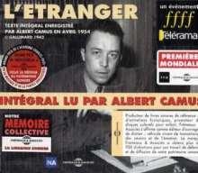 Albert Camus: L'etranger, 3 CDs