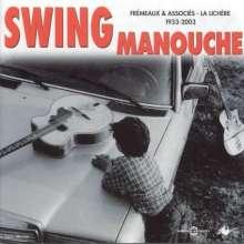 Swing Manouche, CD