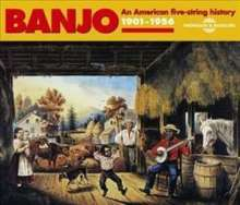 Banjo: 1901-1956: an america f, 2 CDs