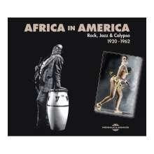 Africa In America: Rock, Jazz, Calypso, 3 CDs