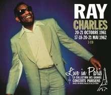 Ray Charles: Live In Paris: La Collection Des Grands Concerts Parisiens, 3 CDs