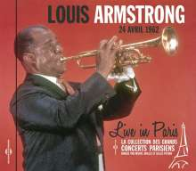 Louis Armstrong (1901-1971): Live In Paris 24 Avril 1962, CD