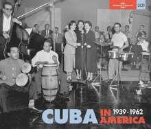 Cuba In America 1939 - 1962, 3 CDs