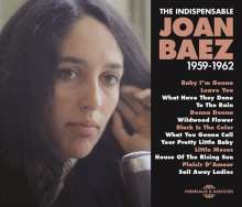 Joan Baez: The Indispensable 1959-1962, 3 CDs