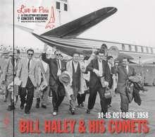 Bill Haley: Live in Paris: 14 - 15 Octobre 1958, CD