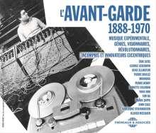 L'Avant-Garde 1888 - 1970: Musique Expérimentale, 3 CDs