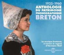Anthologie Du Patrimoine Phonographique Breton, 3 CDs