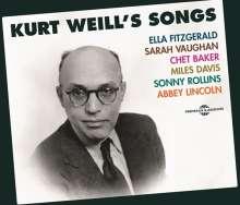 Kurt Weill's Songs, 3 CDs