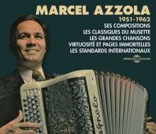 Marcel Azzola: 1951 - 1962, 3 CDs