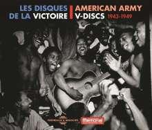 American Army V-Discs 1943 - 1949, 4 CDs
