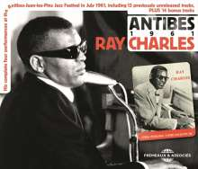 Ray Charles: In Antibes 1961, 4 CDs