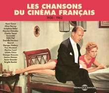Filmmusik: Les Chansons Du Cinéma Français, 3 CDs